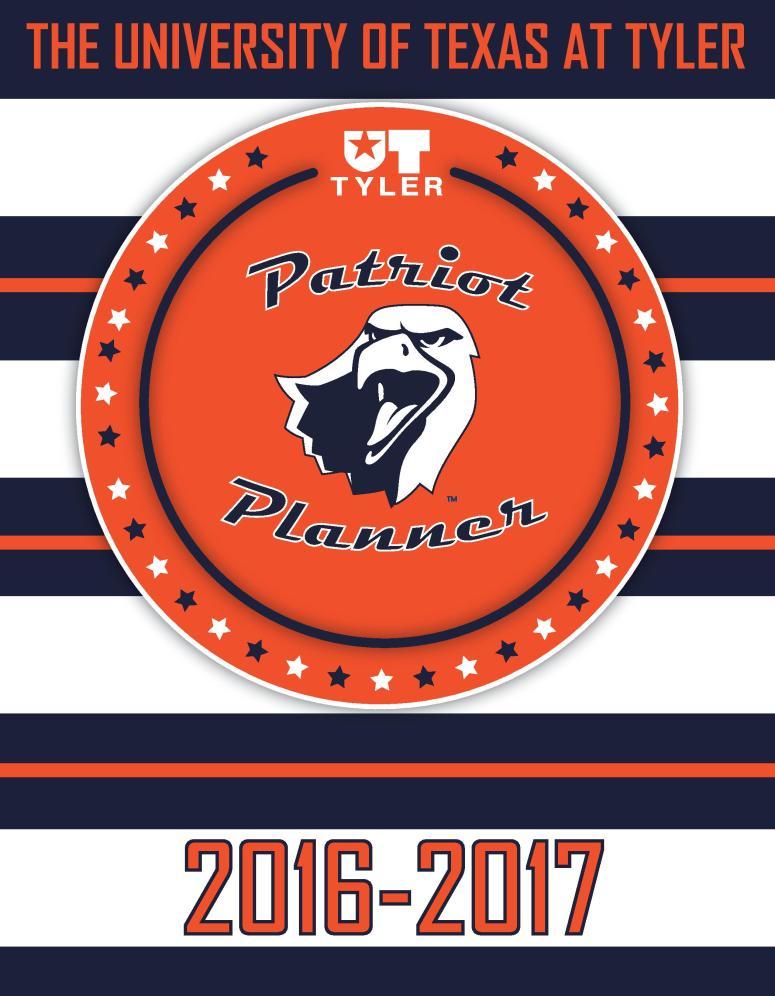 Patriot Planner 2016-2017